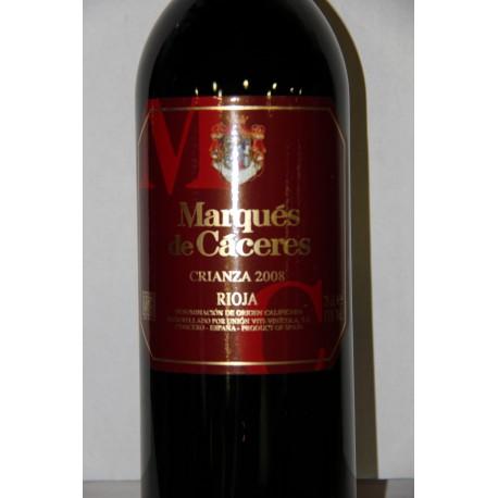 Marques de Caceres Crianza (Rioja)